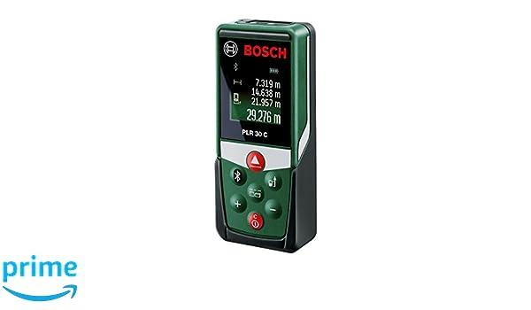 Laser Entfernungsmesser Plr 30 C : Bosch u plr c entfernung laser lage in einer box amazon