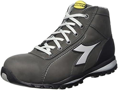Diadora - Glove Ii High S3 Hro, zapatos de trabajo Unisex adulto, Gris (Grigio Ombra), 35 EU