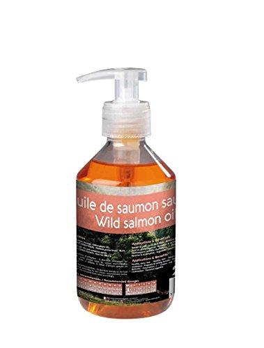 Nutrivet Inne Huile de Saumon Flacon de 250 ml