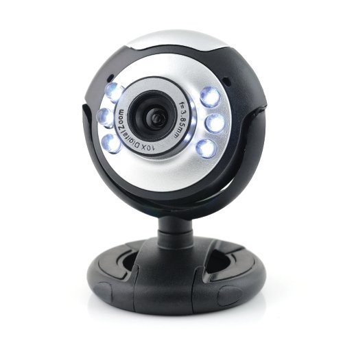 how to connect webcam to mac