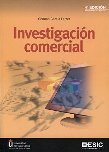Investigación comercial (4ª ed.) (Libros profesionales)