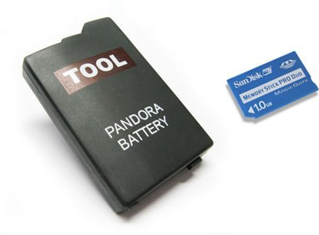 pandora-battery-kit-inc-512mb-card-pre-configured-to-cfw-500-m33-6-for-the-sony-psp-with-user-guide-
