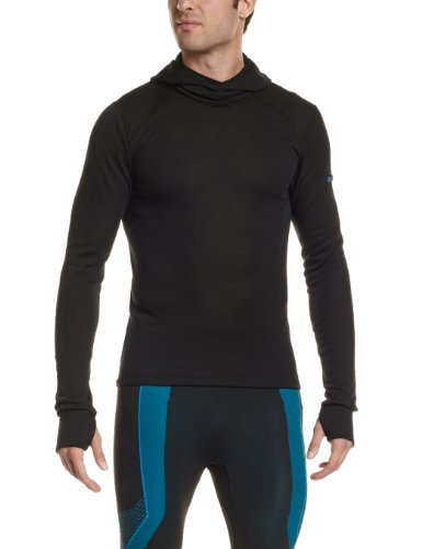 Odlo Bl Top with Facemask L/S Active Warm Camiseta