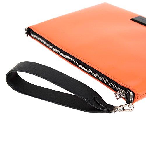 Descuento 2018 Unisex Parfois - Clutch - Borsa Tracolla Glaze - Donne Arancione Bajo El Envío Barato 6yT5MWe