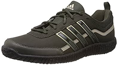 adidas Men's Voltron Olive Green Trekking and Hiking Shoes - 6 UK