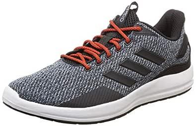 Adidas Men's EZAR 5.0 M Carbon/RAWGRE/ACTORA Running Shoes-7 UK/India (40 EU) (CK9543_7)