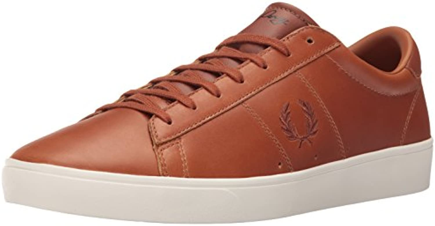 Fred Perry Spencer Leather Tan B9070448  Turnschuhe
