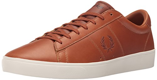 Fred Perry Spencer Leather Tan B9070448, Basket