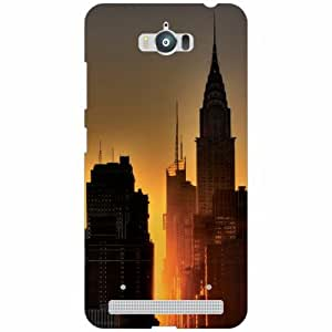 Asus Zenfone Max ZC550KL Printed Mobile Back Cover