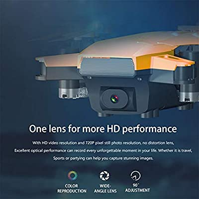 Quadrocopter Portable Helicopter Headless Mode RC Remote Control for Le IDEA7 Drone GPS Positioning Aerial Recording Wi-Fi FPV HD Folding Quadcopter Automatic Following RC Planes