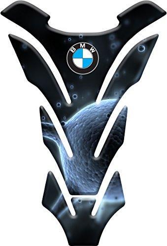Tankpad Motorad Draht Muster Tankschutz ' BMW schlanke neue ' Polymer 3D