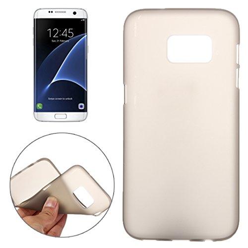 3 Tpu-fall Tab Samsung (Schützen Sie Ihr Mobiltelefon Custer Textur Horizontale Flip Solid Farbe Leder Tasche mit Drei-Falten Halter für Lenovo TAB 2 A10-30 X30F, 10,1 Zoll für Samsung Handy ( Farbe : Grau ))