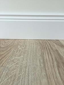 pvc bodenbelag holzoptik hell struktur vinylboden in 2m breite 0 5m l nge fu bodenheizung. Black Bedroom Furniture Sets. Home Design Ideas