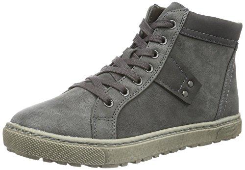 Jana Damen 25221 Sneakers Grau (Graphite 206)