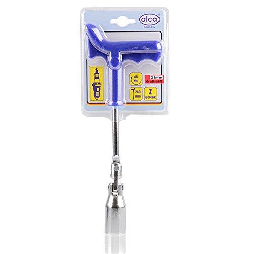 Zuendkerzenschluessel 21 mm Kraftgriff