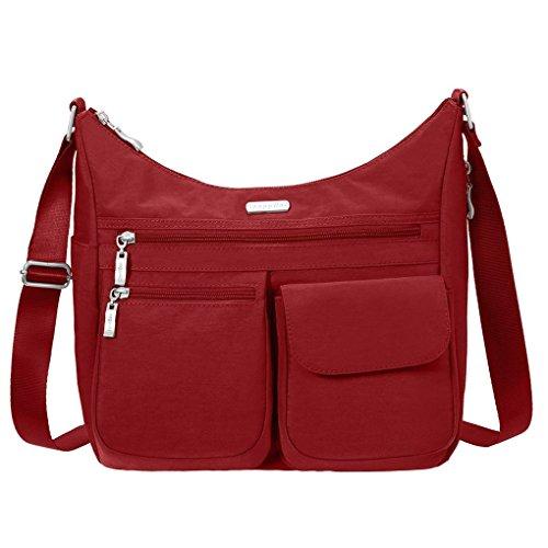 Baggallini Nylon Ovunque tracolla borsa Everywhere Bagg APPLE