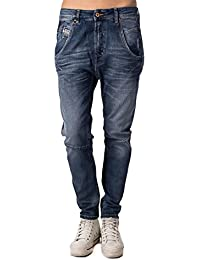 Diesel Fayza 0RJ48 stretch Femmes Jeans Boyfriend