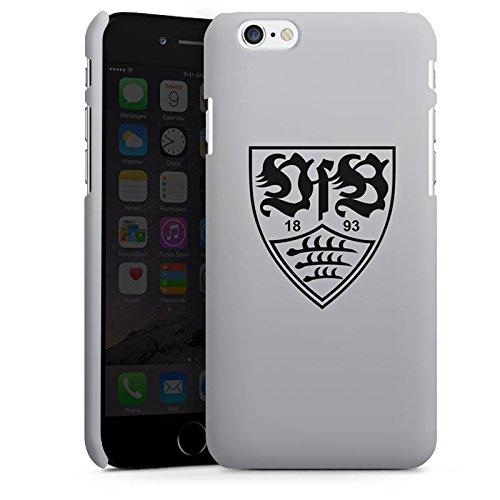 Apple iPhone 7 Hülle Case Handyhülle VfB Stuttgart Fanartikel Fußball Premium Case matt