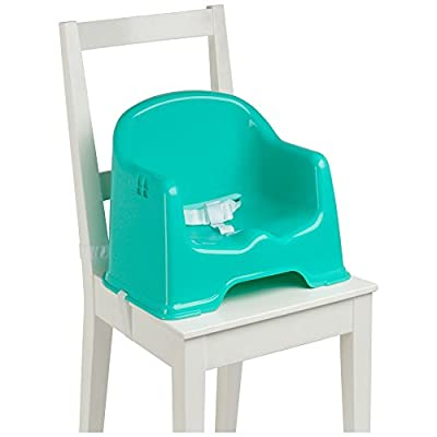 Mothercare Booster Seat (Aqua) - cheap UK light shop.