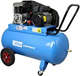 GÜDE 420/10/100 230V - Compressore bicilindrico, capacità 100 litri 10 bar