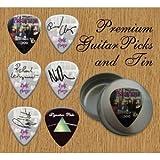 Printed Picks Company 5055287678881 Pink Floyd Premium Guitar Picks X 10 (CR)