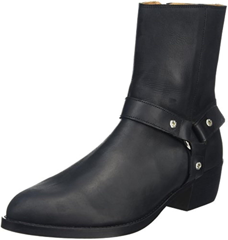 Won Hundred Shoes Herren Harrison Strap_2 Cowboy Stiefel
