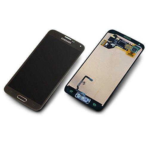 Original Samsung Galaxy S5 MINI SM-G800F G800F LCD Display Touchscreen gold GH97-16147D
