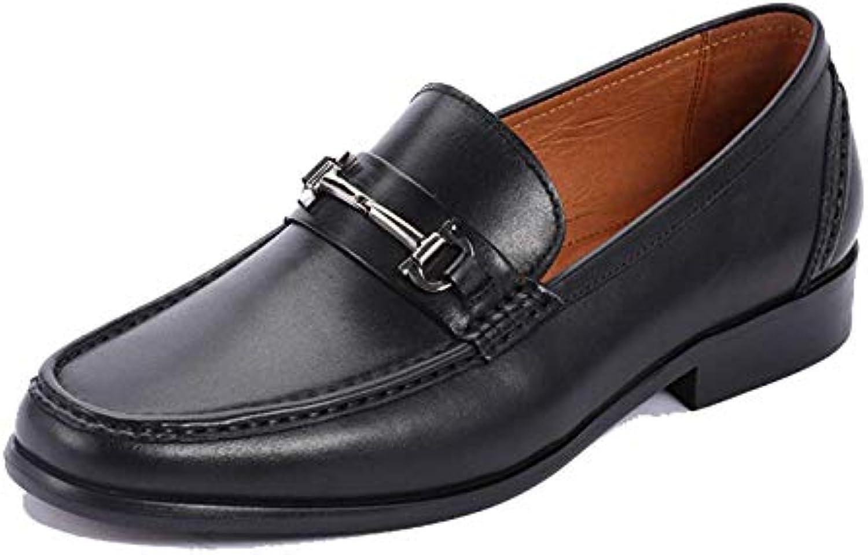 YCGCM Scarpe da da da Uomo Business Casual Britannico Comodo Leggero Indossabile Scarpe Pigre | Qualità E Quantità Assicurata  7ea3c2