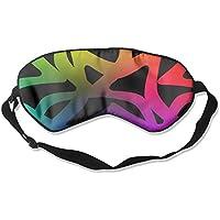 Creative And Messy Patterns Sleep Eyes Masks - Comfortable Sleeping Mask Eye Cover For Travelling Night Noon Nap... preisvergleich bei billige-tabletten.eu