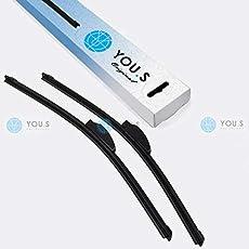 2 YOU.S Original 3397009081 SCHEIBENWISCHER VORNE 500 + 500 mm
