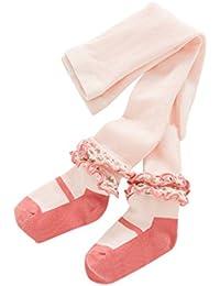 Moresave - Calcetines hasta la rodilla - para niña