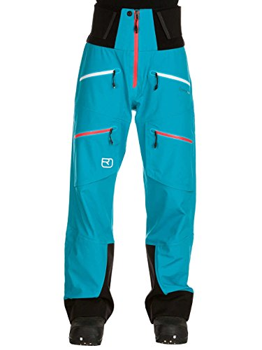 Damen Snowboard Hose Ortovox 3L Guardian Shell Hose