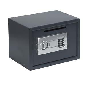 sealey secs01ds coffre fort de s curit combinaison lectronique avec fente de d p t 350 x 250. Black Bedroom Furniture Sets. Home Design Ideas