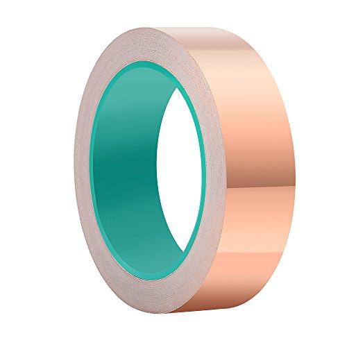 ASIV 30 mm X 20 m cinta de cobre hoja, cinta adhesiva...