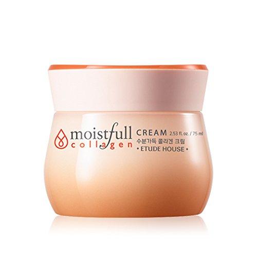Etude House Moistfull Collagen Cream, 75 ml/71,7 gram