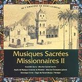 Musiques Sacrees Missionnaires Ii [Import anglais]