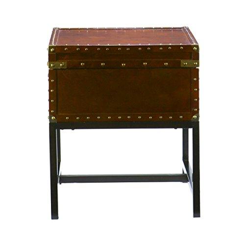 Southern Enterprises Hendrik Aufbewahrungstisch Beistelltisch End Table Voyager Southern Enterprises Sideboard