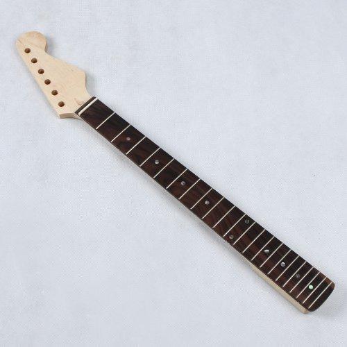 SODIAL(R) Manche erable palissandre ST guitare electrique