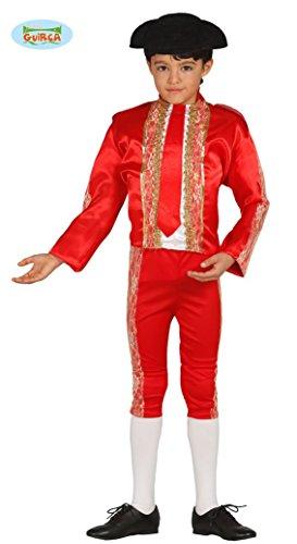 Torero Stierkämpfer - Kostüm für Jungen Gr. 98 - 146, (Torero Kostüm)