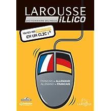 Larousse illico Français-allemand
