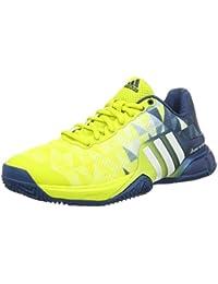 adidas Barricade 2016 Clay, Zapatillas de Tenis para Hombre