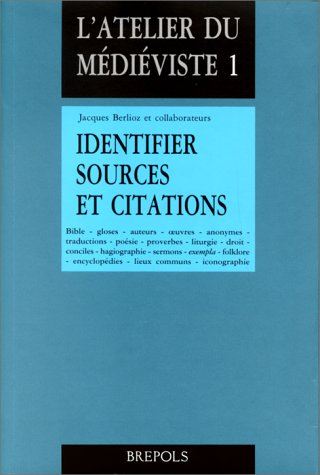 Identifier sources et citations
