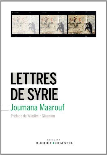 Lettres de Syrie