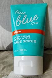 Bath & Body Works True Blue Spa Citrus Face Scrub
