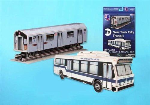 mta-3d-puzzle-bus-subway-car