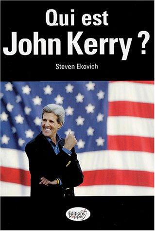 Qui est John Kerry ?