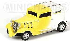 Minichamps - Vehicules  - 400142262 - American Hot Rod  - 1/43
