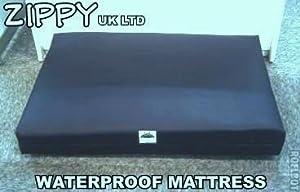Zippy Waterproof Mattress Dog Bed - Large - Colour Black from Zippy UK