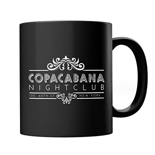 Copacabana Nightclub Mug (Das Showgirl Lola)