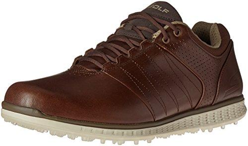 Skechers Performance Go Golf Elite 2 Chaussures de golf pour homme - marron - chocolat,